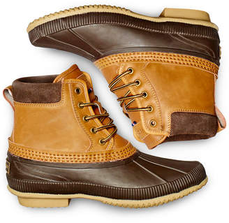 Tommy Hilfiger Men's Casey Waterproof Duck Boots Created for Macy's Men's Shoes