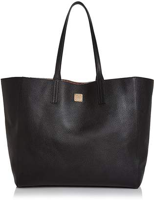 MCM Wandel Large Leather Shopper
