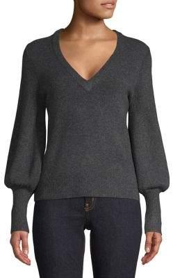 Madewell Bishop-Sleeve Sweater