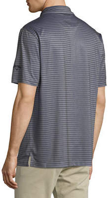 Perry Ellis Callaway Striped Polo Shirt