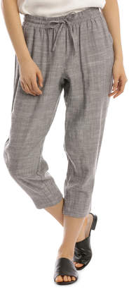Blend of America Must Have Linen Pant Grey Marle