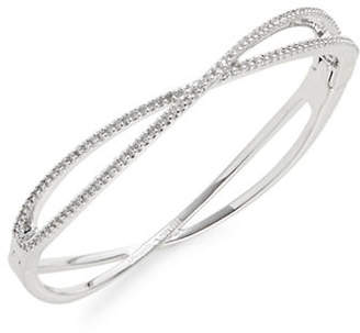 Kate Spade Crystal Infinity Bangle Bracelet