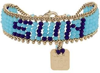 Rosantica sun beaded bracelet