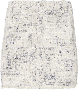 Derek Lam 10 Crosby Lyla Tweed Skirt