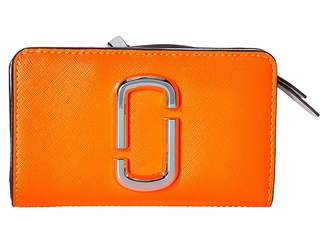 Marc Jacobs Snapshot Flouro Compact Wallet