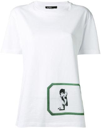Raf Simons Fin Self Portrait T-shirt $290.64 thestylecure.com