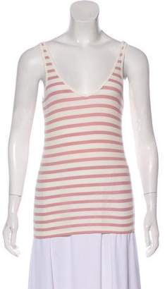 ATM Anthony Thomas Melillo Stripe Tank Top w/ Tags