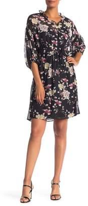 Hazel Above Knee Dress