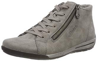 Rieker Women''s M3030 Ankle Boots, (Grey 40)