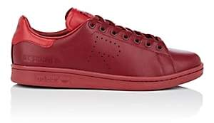 Raf Simons adidas x Men's Stan Smith Leather Sneakers-Red