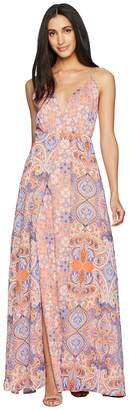 The Jetset Diaries Saffron Maxi Dress Women's Dress