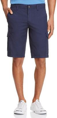 BOSS Orange Schwinn Regular Fit Cargo Shorts $95 thestylecure.com