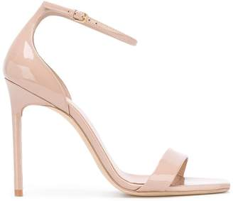 Saint Laurent Amber Ankle Strap 105 sandals