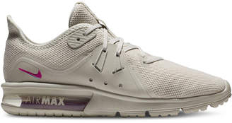 Nike Women's Air Max Sequent 3 Le Running Sneakers from Finish Line