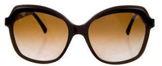 Chanel Bicolor CC Sunglasses