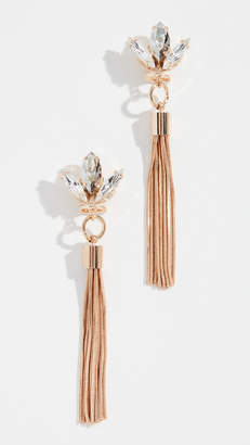 Anton Heunis Tulip Tassel Earrings