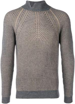 Daniele Alessandrini high neck jumper