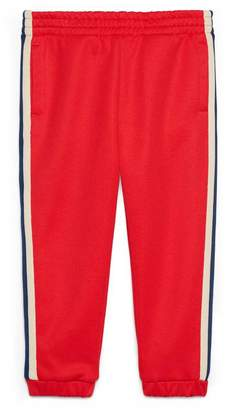 Gucci Children's jersey jogging pant