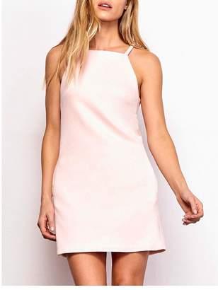 BB Dakota Faux Suede Dress
