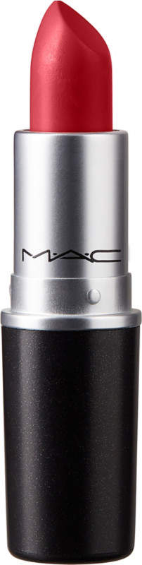 MAC Lipstick Retro Matte - Ruby Woo (very matte vivid blue-red) Image