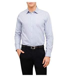 Abelard Campania Check Slim Fit Shirt