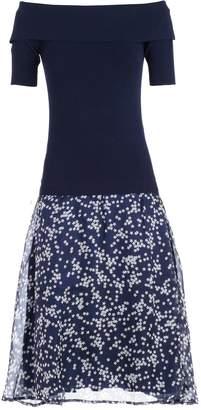 P.A.R.O.S.H. Off-shoulder Dress