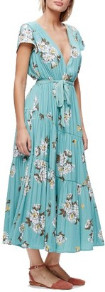 Women's Free People All I Got Maxi Dress $168 thestylecure.com