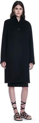 Alexander Wang Long Wool Car Coat