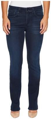 NYDJ Petite Petite Marilyn Straight Jeans in Smart Embrace Denim in Morgan Women's Jeans