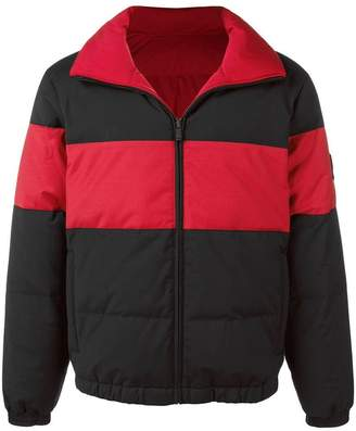 Ermenegildo Zegna Reversible down jacket