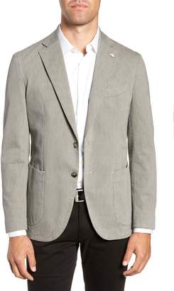L.B.M. 1911 L.B.M 1911 Classic Fit Stretch Cotton Sport Coat