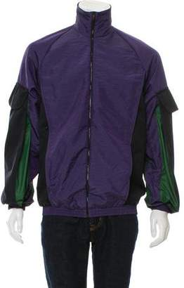 Cottweiler Lightweight Zip-Up Jacket w/ Tags