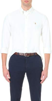 Polo Ralph Lauren Striped oxford fit single cuff shirt