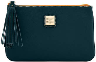 Dooney & Bourke Pebble Grain Carrington Pouch