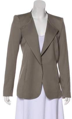 Helmut Lang Structured Wool Jacket
