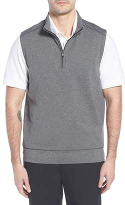 Cutter & Buck Shoreline Quarter Zip Vest