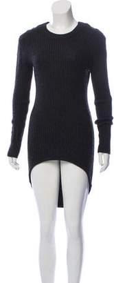 Alexander Wang Knit High-Low Dress