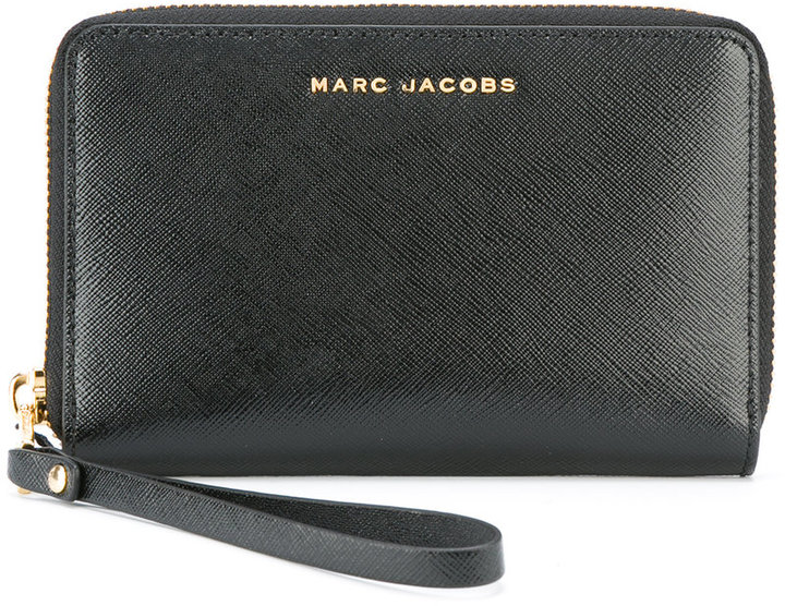 Marc JacobsMarc Jacobs two-tone wallet