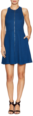 Bishop Fit and Flare Dress $298 thestylecure.com