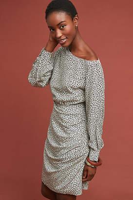 WHIT Silk Sheath Dress