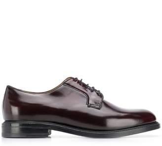 Berwick Shoes Burdeos レースアップシューズ