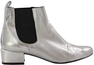 Modern Vice Leather ankle boots
