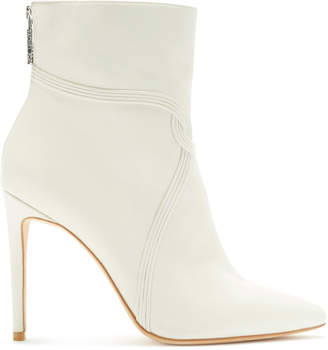Rachel Zoe Liana Nappa Leather Heeled Ankle Boots