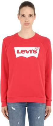 Levi's Vintage Logo Cotton Sweatshirt