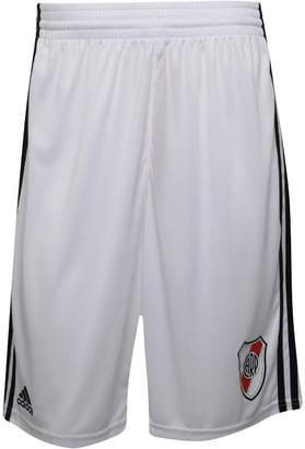 adidas Mens CARP River Plate Training Shorts White/Black