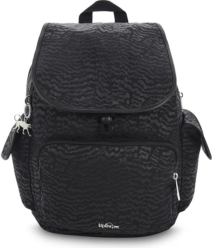 KiplingKipling City Pack small nylon backpack