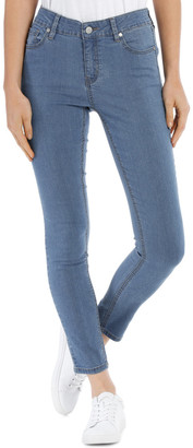 Miss Shop Evelyn Mid Waisted Skinny Jean