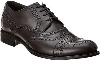 Dolce & Gabbana Leather Wingtip Oxford