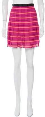 Ohne Titel Pleated Mini Skirt
