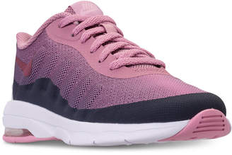 Nike Little Girls' Air Max Invigor Running Sneakers from Finish Line